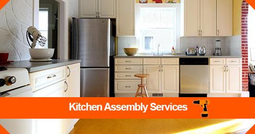 Kitchen Assembly Services