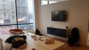 TV mounting services in NYC- 3