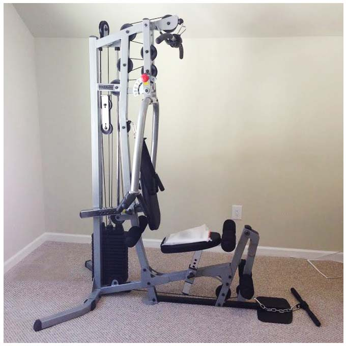 Fitness Equipment Assembly and Installation