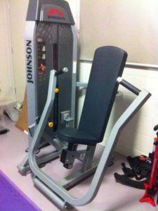 fitness equipment installers