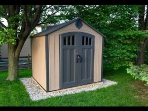 Shed Assembly and Installation 1