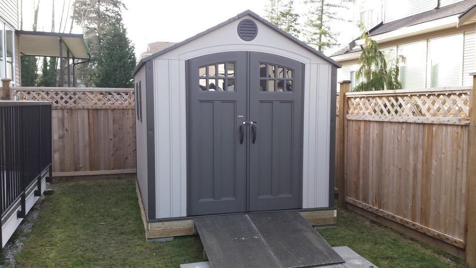 Shed Assembly and Installation NY