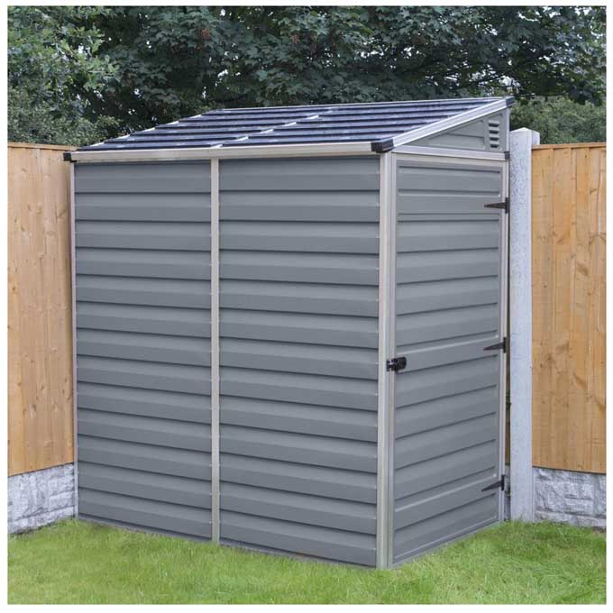 Shed Assembly and Installation