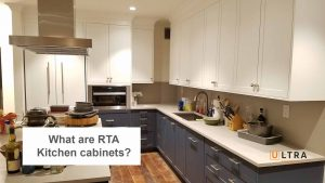 Features of RTA cabinet assembly