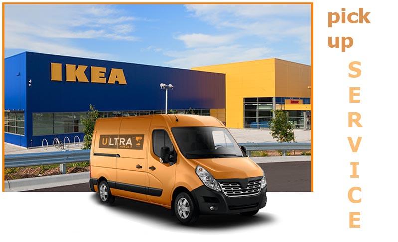 IKEA pick up service