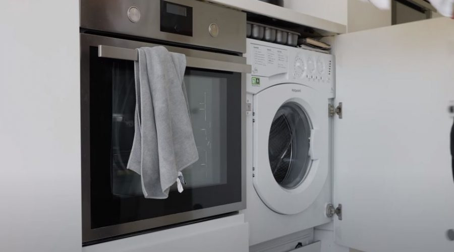 Laundry and Boiler
