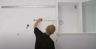 How to installing ikea kitchen cabinets