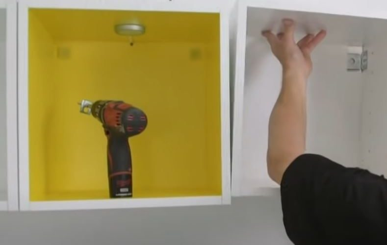 install kitchen cabinets by yourself