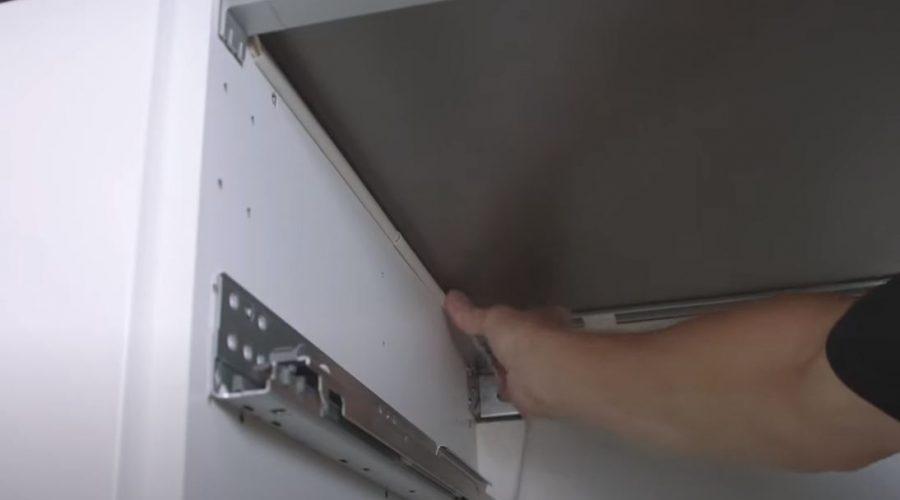 installing led strip lights under kitchen cabinets