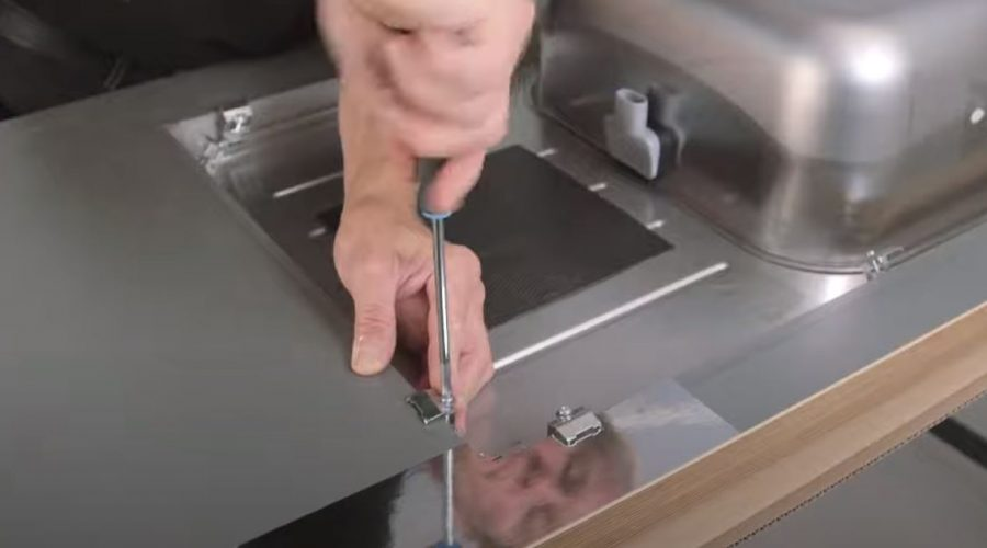 Proceed with IKEA sink installation1